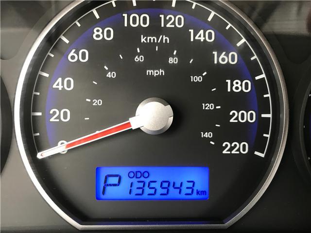 2010 Hyundai Santa Fe GL 3.5 (Stk: 21525A) in Edmonton - Image 11 of 18