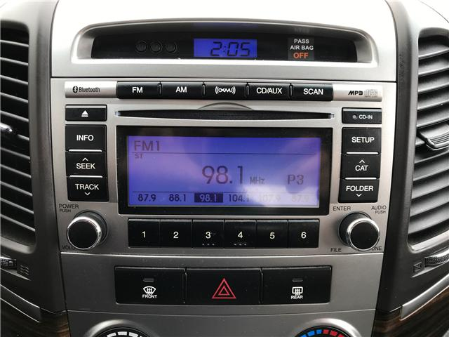 2010 Hyundai Santa Fe GL 3.5 (Stk: 21525A) in Edmonton - Image 15 of 18