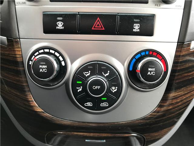 2010 Hyundai Santa Fe GL 3.5 (Stk: 21525A) in Edmonton - Image 16 of 18