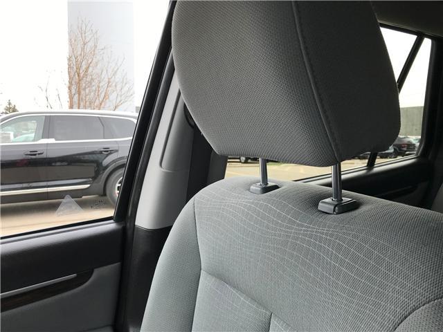 2010 Hyundai Santa Fe GL 3.5 (Stk: 21525A) in Edmonton - Image 18 of 18