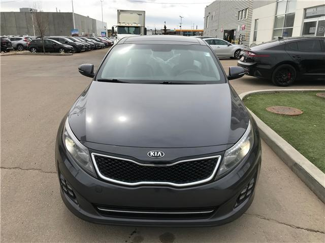 2014 Kia Optima SX Turbo (Stk: 7296) in Edmonton - Image 4 of 26
