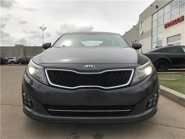 2014 Kia Optima SX Turbo (Stk: 7296) in Edmonton - Image 5 of 26