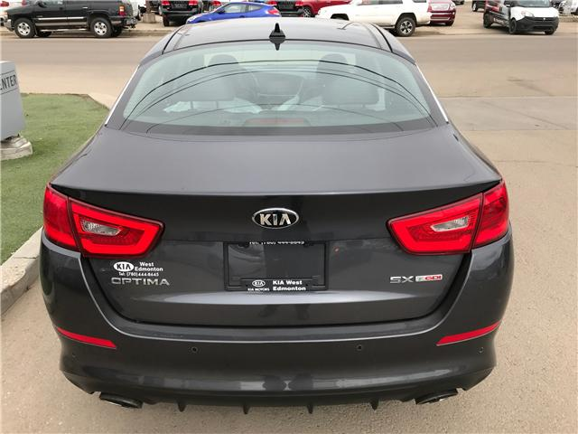 2014 Kia Optima SX Turbo (Stk: 7296) in Edmonton - Image 7 of 26