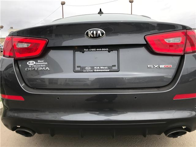 2014 Kia Optima SX Turbo (Stk: 7296) in Edmonton - Image 8 of 26