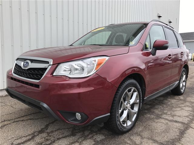2015 Subaru Forester 2.5i Limited Package (Stk: SUB1788B) in Charlottetown - Image 1 of 22