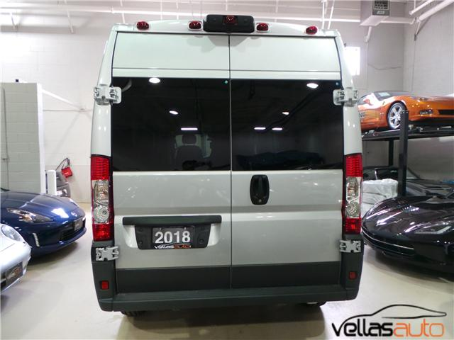 2018 RAM ProMaster 2500 High Roof (Stk: NP2413) in Vaughan - Image 8 of 25