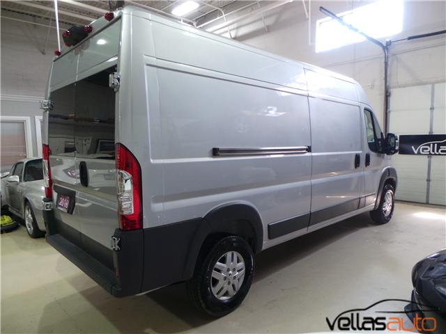 2018 RAM ProMaster 2500 High Roof (Stk: NP2413) in Vaughan - Image 9 of 25