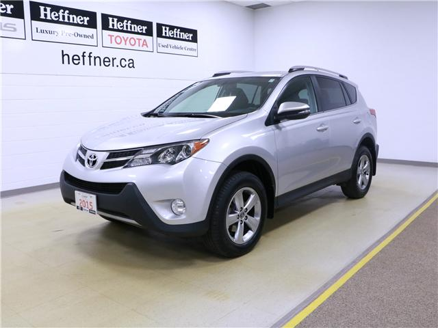 2015 Toyota RAV4 XLE (Stk: 195304) in Kitchener - Image 1 of 28