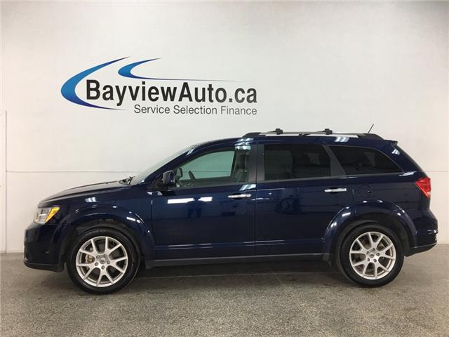 2018 Dodge Journey GT (Stk: 34846J) in Belleville - Image 1 of 30