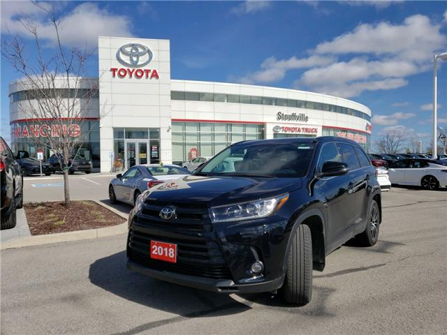 2018 Toyota Highlander XLE (Stk: P1780) in Whitchurch-Stouffville - Image 1 of 17