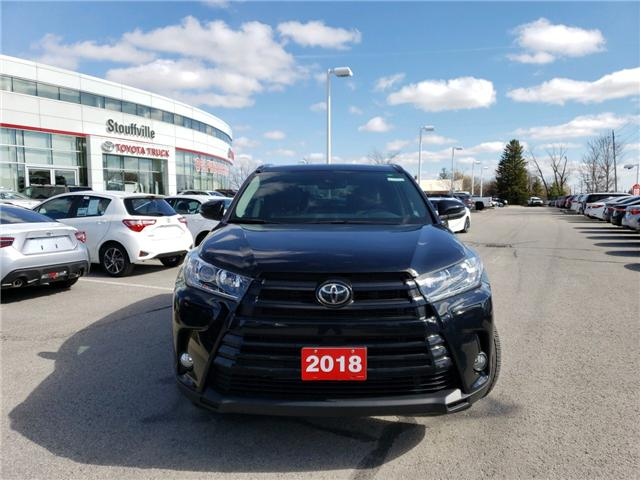 2018 Toyota Highlander XLE (Stk: P1780) in Whitchurch-Stouffville - Image 2 of 17