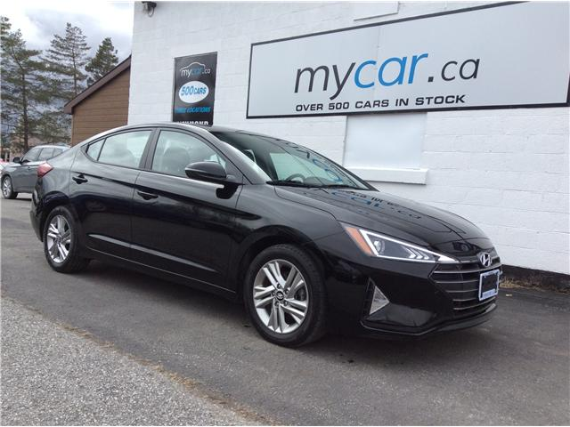 2019 Hyundai Elantra Preferred (Stk: 190422) in North Bay - Image 1 of 20