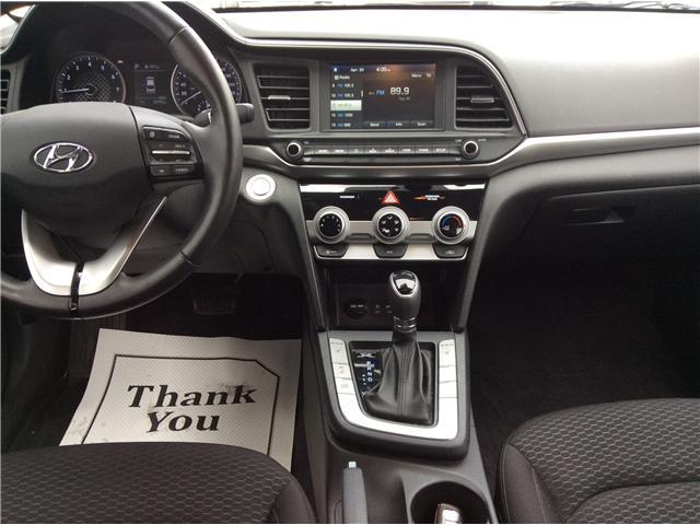 2019 Hyundai Elantra Preferred (Stk: 190422) in North Bay - Image 13 of 20
