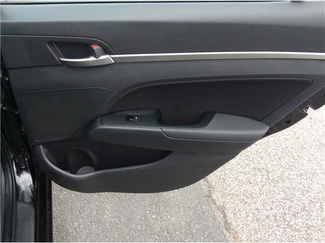 2019 Hyundai Elantra Preferred (Stk: 190422) in North Bay - Image 17 of 20