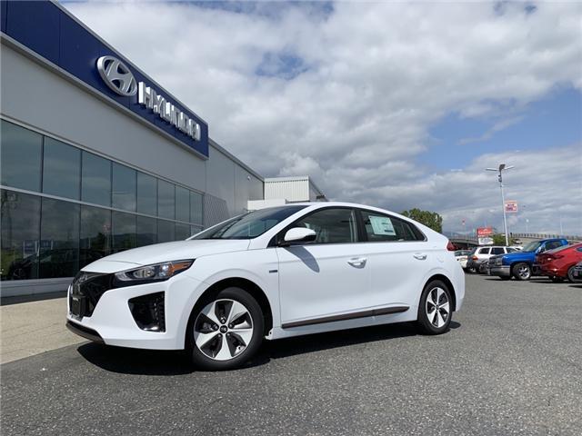2019 Hyundai Ioniq EV Preferred (Stk: H95-8381) in Chilliwack - Image 1 of 12