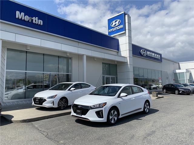 2019 Hyundai Ioniq EV Preferred (Stk: H95-8381) in Chilliwack - Image 2 of 12