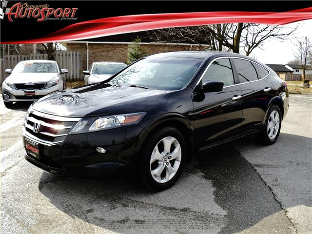 2011 Honda Accord Crosstour EX-L (Stk: 1465A) in Orangeville - Image 1 of 20