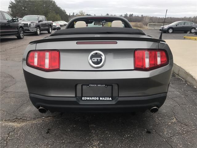 2010 Ford Mustang GT (Stk: 21722) in Pembroke - Image 4 of 6