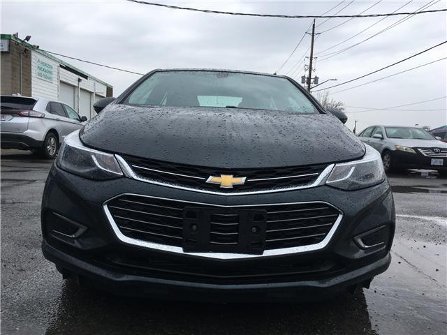 2017 Chevrolet Cruze Premier Auto (Stk: 17-36873) in Georgetown - Image 2 of 24