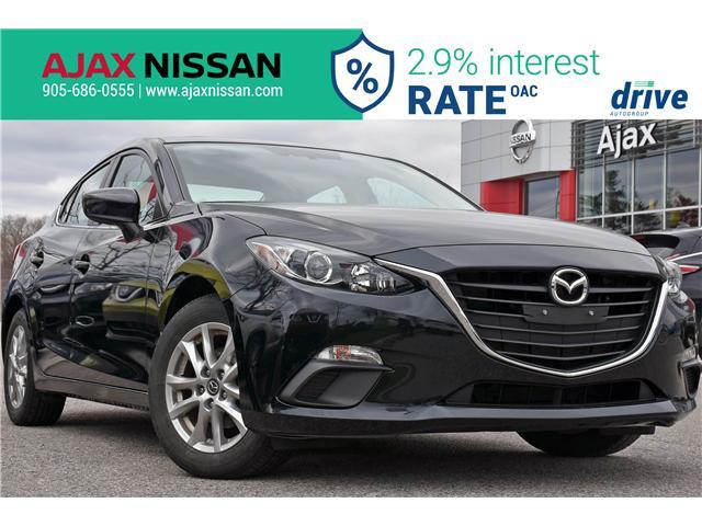 2016 Mazda Mazda3 GS (Stk: P4094A) in Ajax - Image 1 of 30