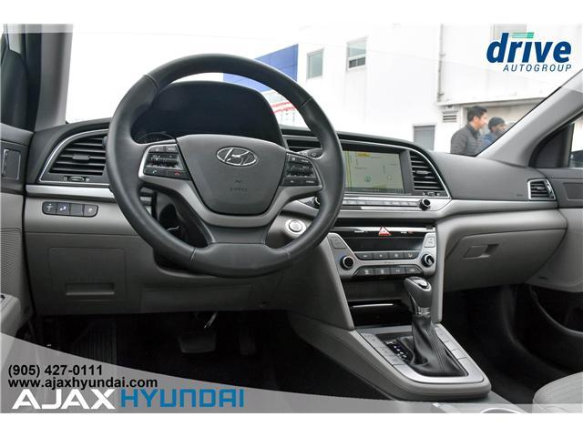 2017 Hyundai Elantra Limited (Stk: P4690L) in Ajax - Image 2 of 35