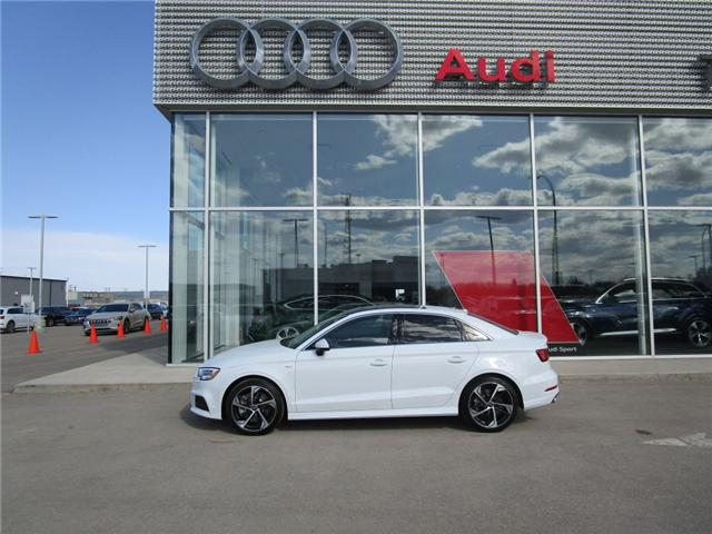 2019 Audi A3 45 Progressiv (Stk: 190222) in Regina - Image 2 of 24