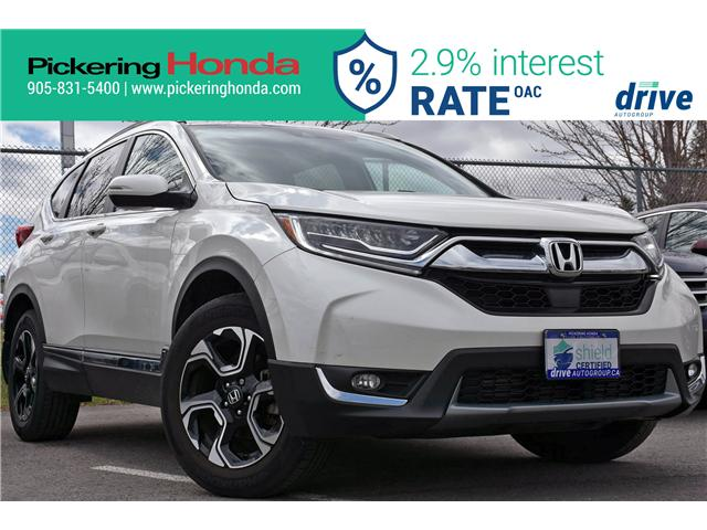 2018 Honda CR-V Touring (Stk: T381) in Pickering - Image 1 of 34