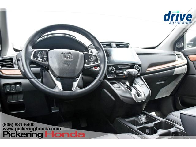 2018 Honda CR-V Touring (Stk: T381) in Pickering - Image 2 of 34