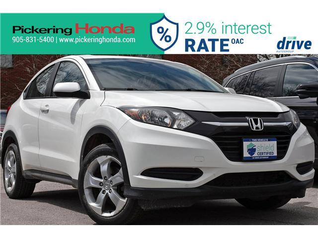 2016 Honda HR-V LX (Stk: U767A) in Pickering - Image 1 of 36