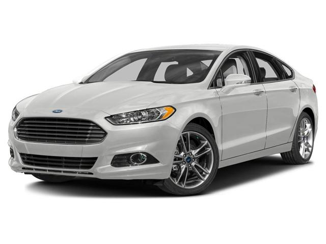 2013 Ford Fusion Titanium (Stk: T19402) in Chatham - Image 1 of 9