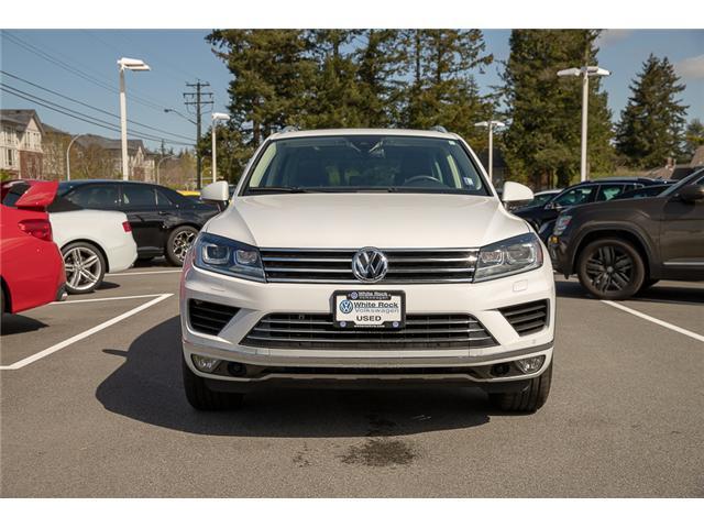2016 Volkswagen Touareg 3.6L Comfortline (Stk: VW0810) in Vancouver - Image 2 of 29