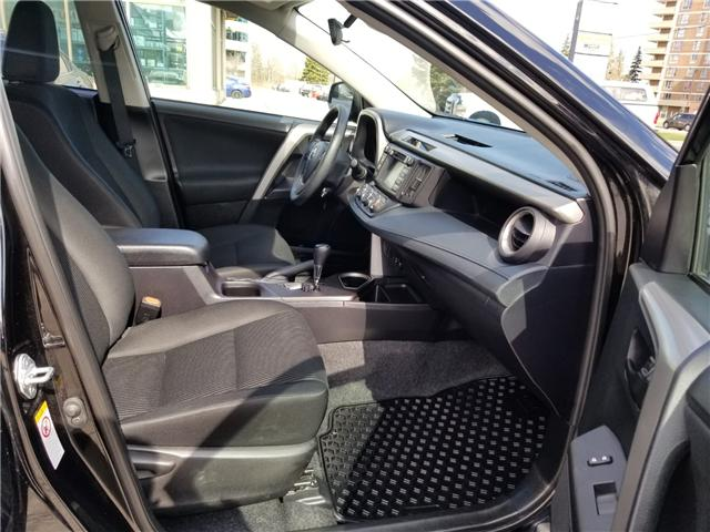2018 Toyota RAV4 LE (Stk: ) in Concord - Image 17 of 21