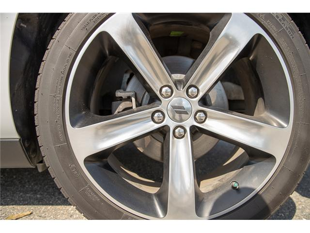 2017 Dodge Challenger R/T (Stk: EE902370) in Surrey - Image 16 of 24