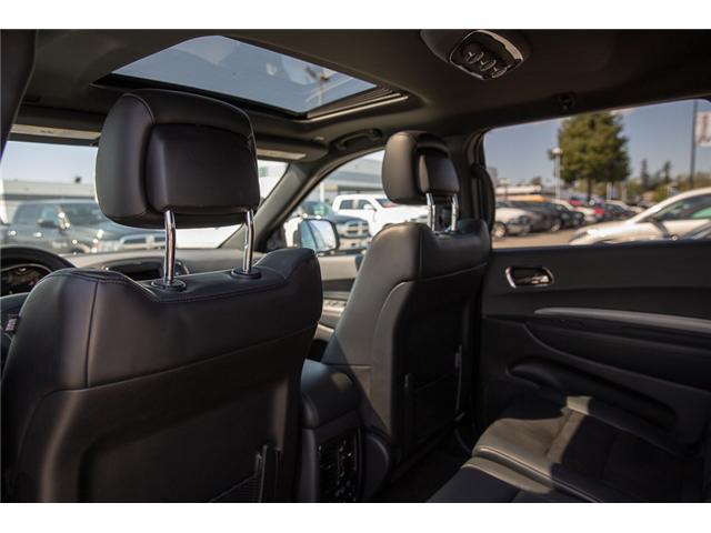 2019 Dodge Durango R/T (Stk: EE902520) in Surrey - Image 9 of 25