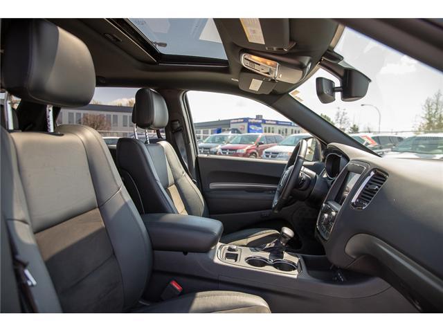 2019 Dodge Durango R/T (Stk: EE902520) in Surrey - Image 17 of 25