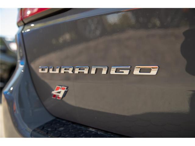 2019 Dodge Durango SXT (Stk: K738479) in Surrey - Image 6 of 27