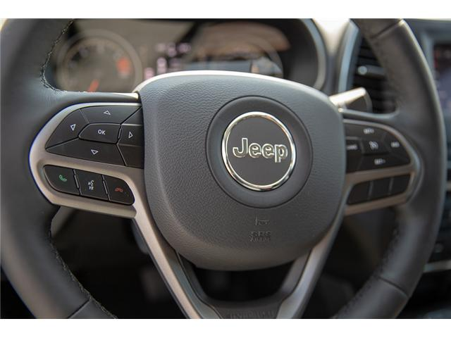 2019 Jeep Cherokee North (Stk: K247387) in Surrey - Image 19 of 26