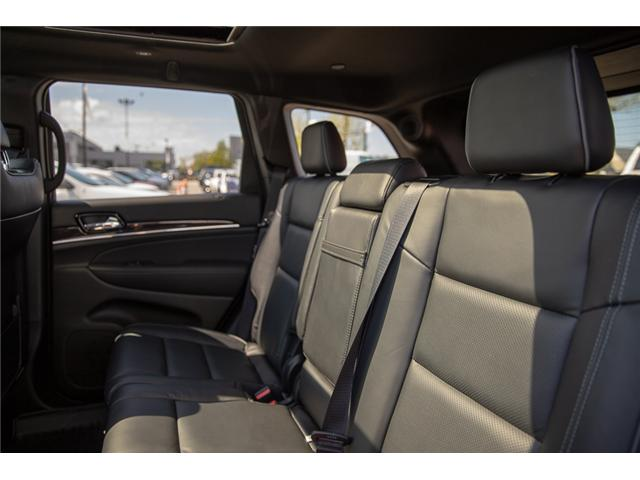 2019 Jeep Grand Cherokee Overland (Stk: K680428) in Surrey - Image 12 of 22