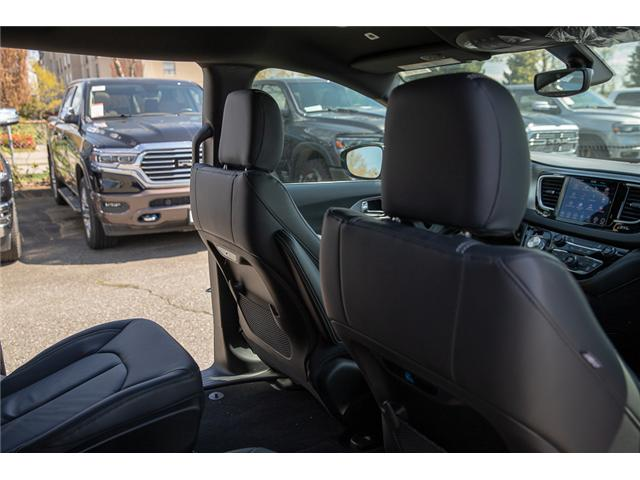 2019 Chrysler Pacifica Hybrid Touring-L (Stk: K653567) in Surrey - Image 16 of 27