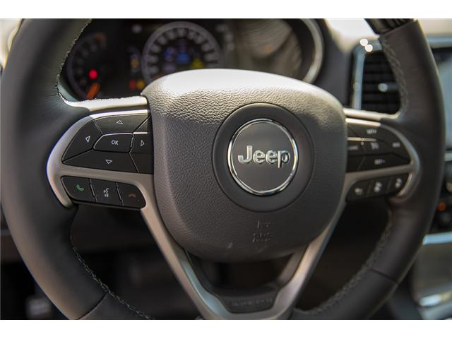 2019 Jeep Grand Cherokee Overland (Stk: K680428) in Surrey - Image 16 of 22