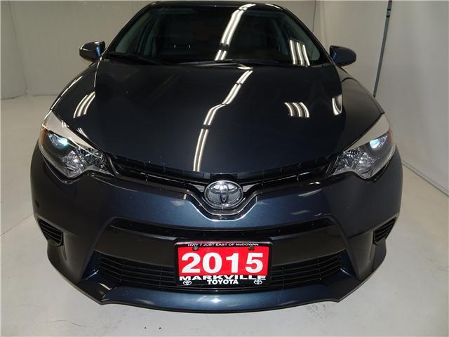 2015 Toyota Corolla LE (Stk: 36161U) in Markham - Image 2 of 11