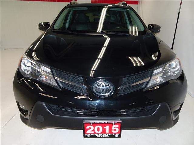2015 Toyota RAV4 Limited (Stk: 36146U) in Markham - Image 2 of 10
