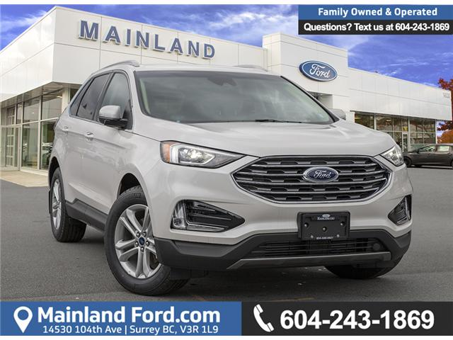 2019 Ford Edge SEL (Stk: 9ED1971) in Vancouver - Image 1 of 30