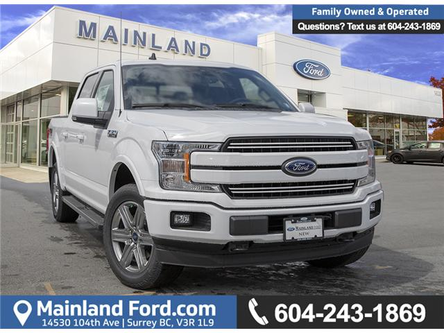 2019 Ford F-150 Lariat (Stk: 9F19273) in Vancouver - Image 1 of 29