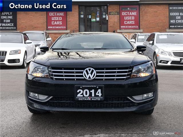 2014 Volkswagen Passat 2.0 TDI Highline (Stk: ) in Scarborough - Image 2 of 23