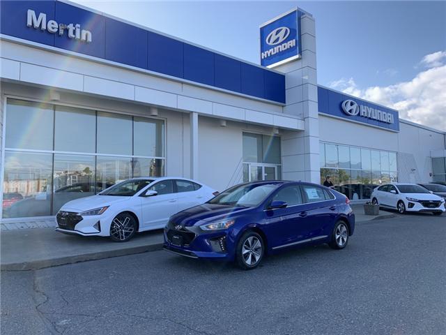 2019 Hyundai Ioniq EV Preferred (Stk: H95-4659) in Chilliwack - Image 2 of 12
