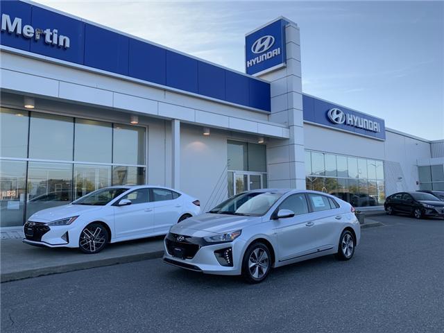 2019 Hyundai Ioniq EV Preferred (Stk: H95-0706) in Chilliwack - Image 2 of 12