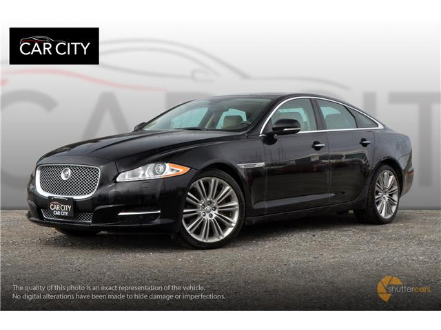2013 Jaguar XJ XJ (Stk: 2603) in Ottawa - Image 2 of 20