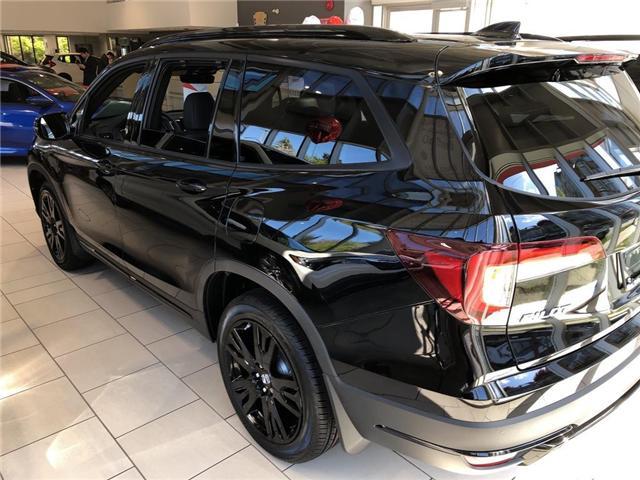 2019 Honda Pilot Black Edition (Stk: 1K52420) in Vancouver - Image 2 of 4