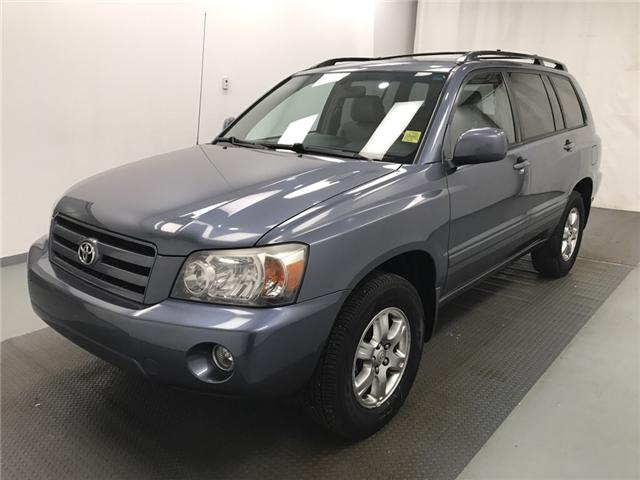 2006 Toyota Highlander  (Stk: 204666) in Lethbridge - Image 1 of 23